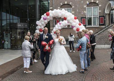 Trouwen Veendam